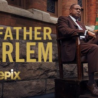 Godfather of Harlem Season 1 DVD