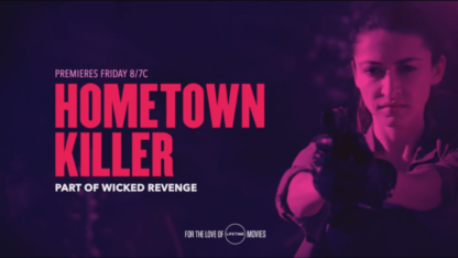 Hometown Killer (2019) DVD
