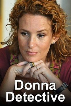 Donna Detective Season 1 with English Subtitles on DVD