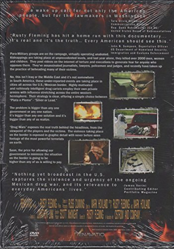 Drug Wars – Silver or Lead Back DVD Cover