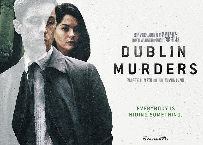 Dublin Murders (2019) Complete Season 1 on DVD