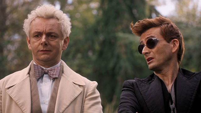 Good Omens Season 1 (2019) on DVD