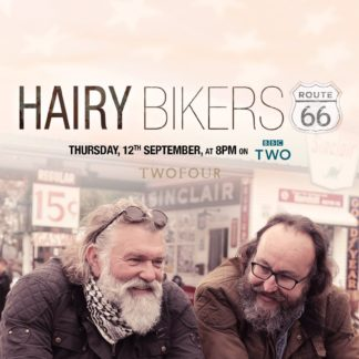 Hairy Bikers: Route 66 (DVD)