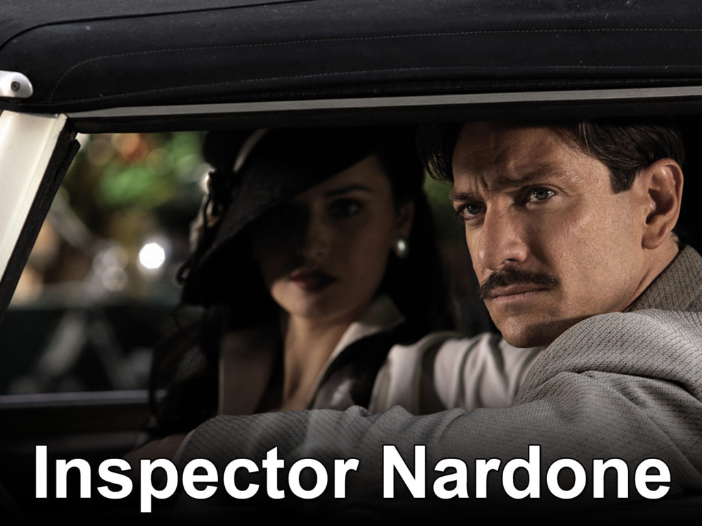 Inspector Nardone Complete Series with English Subtitles