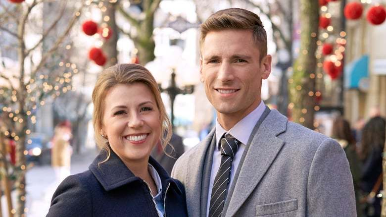 Merry & Bright (2019) starring Jodie Sweetin	on DVD