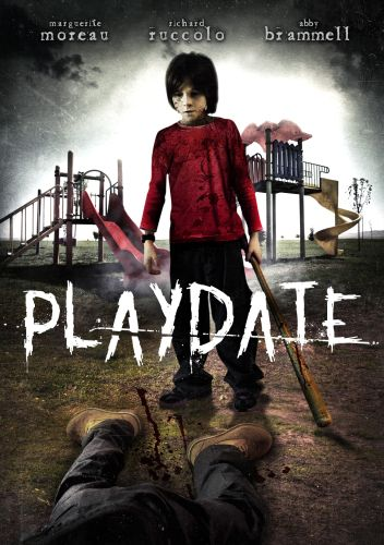Playdate (2012) starring Marguerite Moreau on DVD