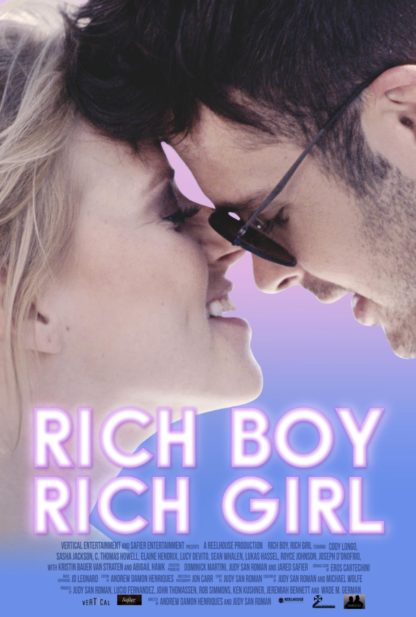 Rich Boy Rich Girl (2018) DVD