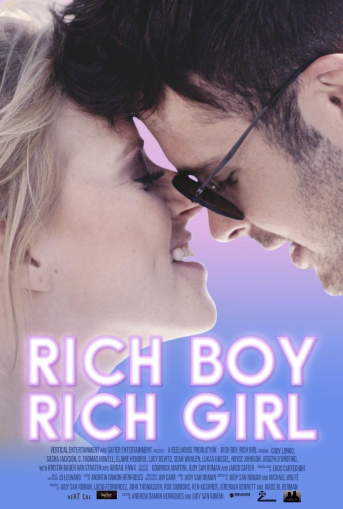 Rich Boy, Rich Girl (2018) with Sasha Jackson