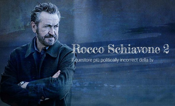 Rocco Schiavone Season 2 with English Subtitles (DVD)