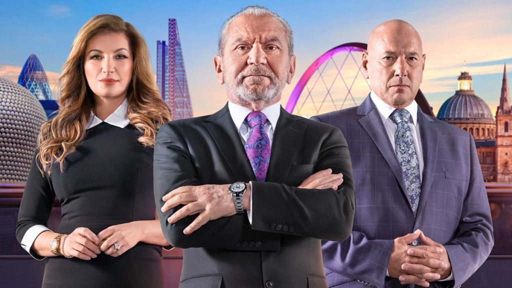 The Apprentice UK Season 15 (November 2019) on DVD