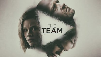 The Team Season 1 DVD