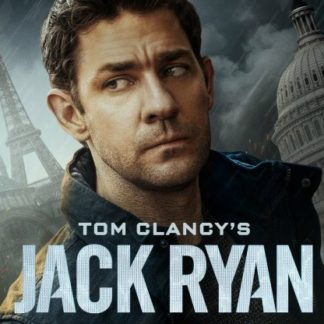 Tom Clancy's Jack Ryan Season 2 DVD