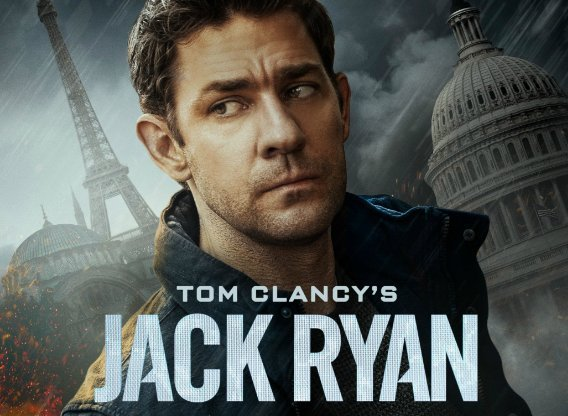 Tom Clancy's Jack Ryan Complete Season 2 (DVD)