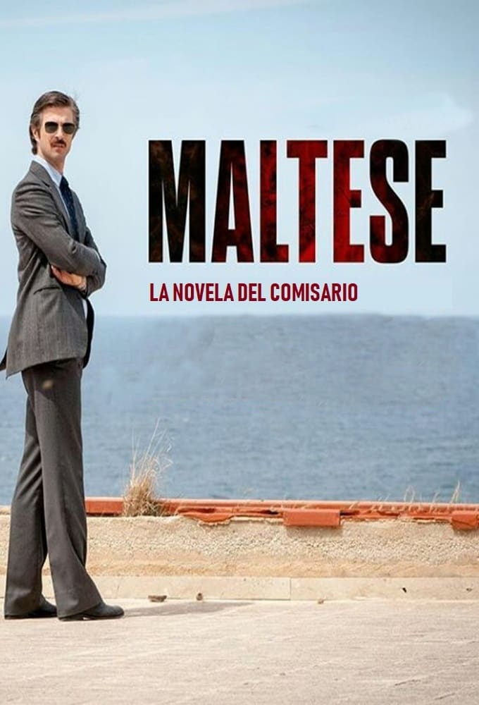 Maltese: The Mafia Detective Season 1 with English Subtitles DVD