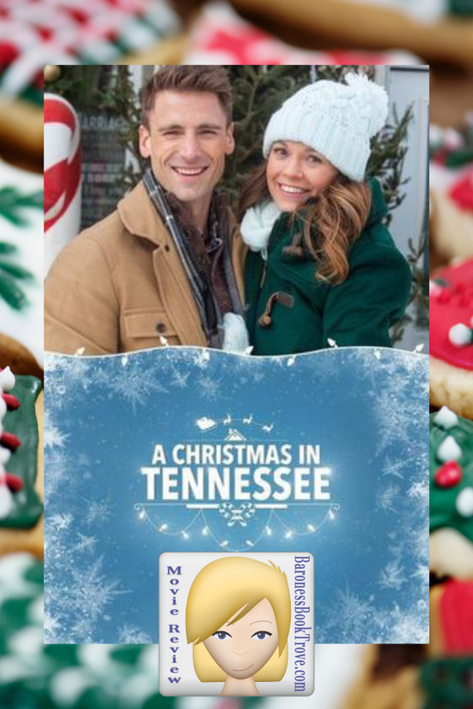 A Christmas in Tennessee starring Rachel Boston on DVD