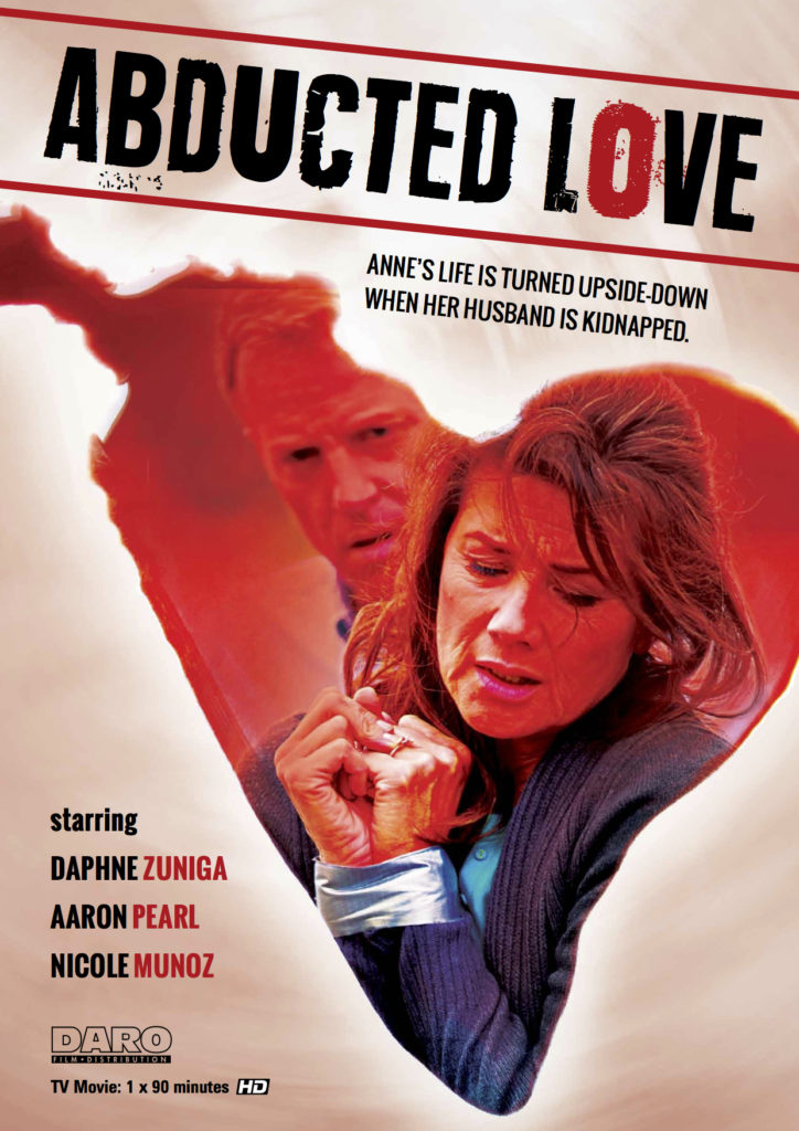 My Husband Is Missing (Abducted Love) starring Daphne Zuniga on DVD