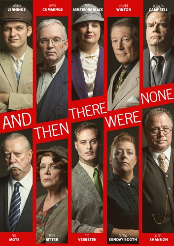 And Then There Were None (2015) Season 1 on DVD