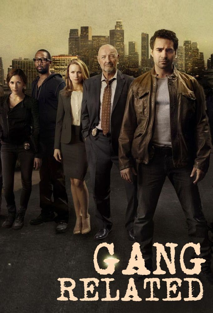 Gang Related (2014) starring Ramon Rodriguez Complete on DVD