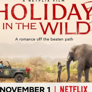 Holiday in the Wild (2019) DVD