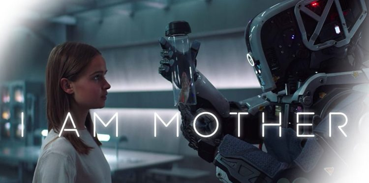 I Am Mother (2019) starring Rose Byrne, Luke Hawker
