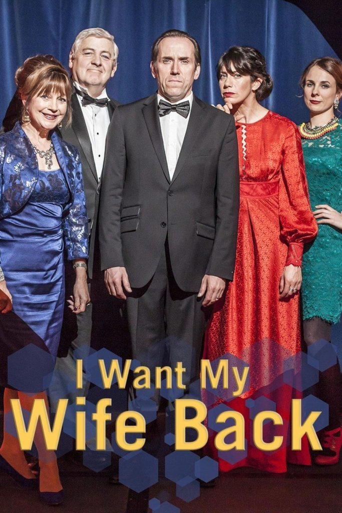 I Want My Wife Back starring Ben Miller Complete on DVD