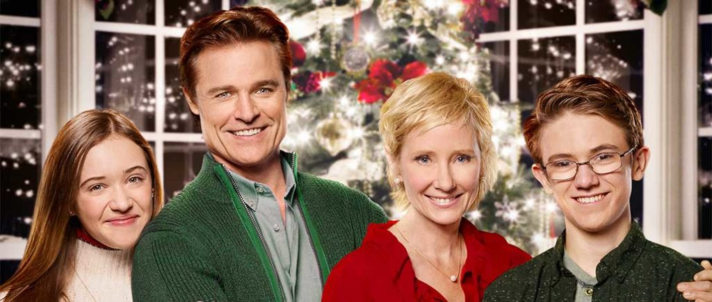 Looks Like Christmas (2016) starring Anne Heche
