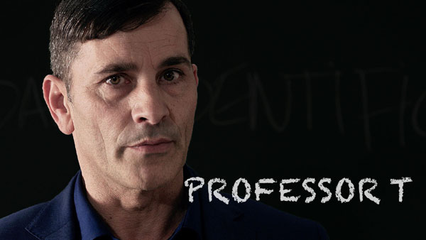 Professor T Season 1 (Belgium) with English Subtitles on DVD