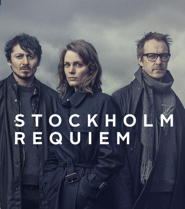 Sthlm Requiem (Sthlm Rekviem) with English Subtitles on DVD