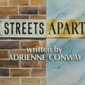 Streets Apart DVD
