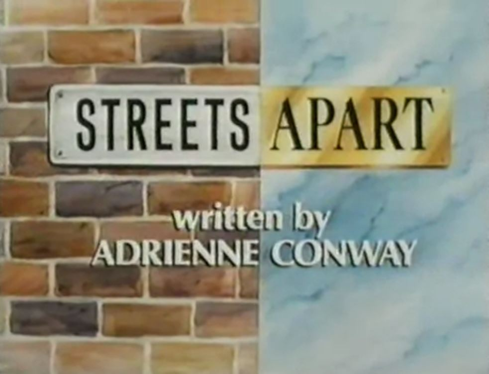 Streets Apart Seasons 1 and 2 with James Hazeldine on DVD