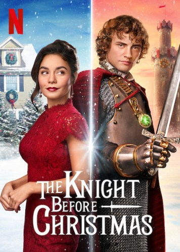 The Knight Before Christmas (2019) with Vanessa Hudgens
