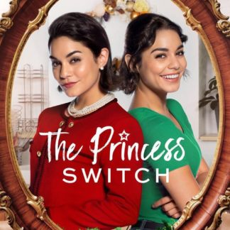 The Princess Switch (2018) DVD