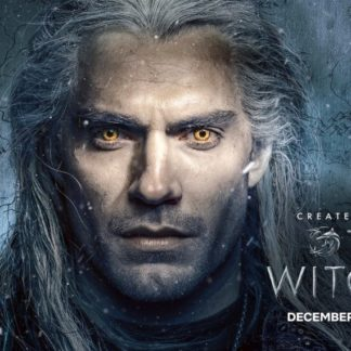 The Witcher Season 1 DVD