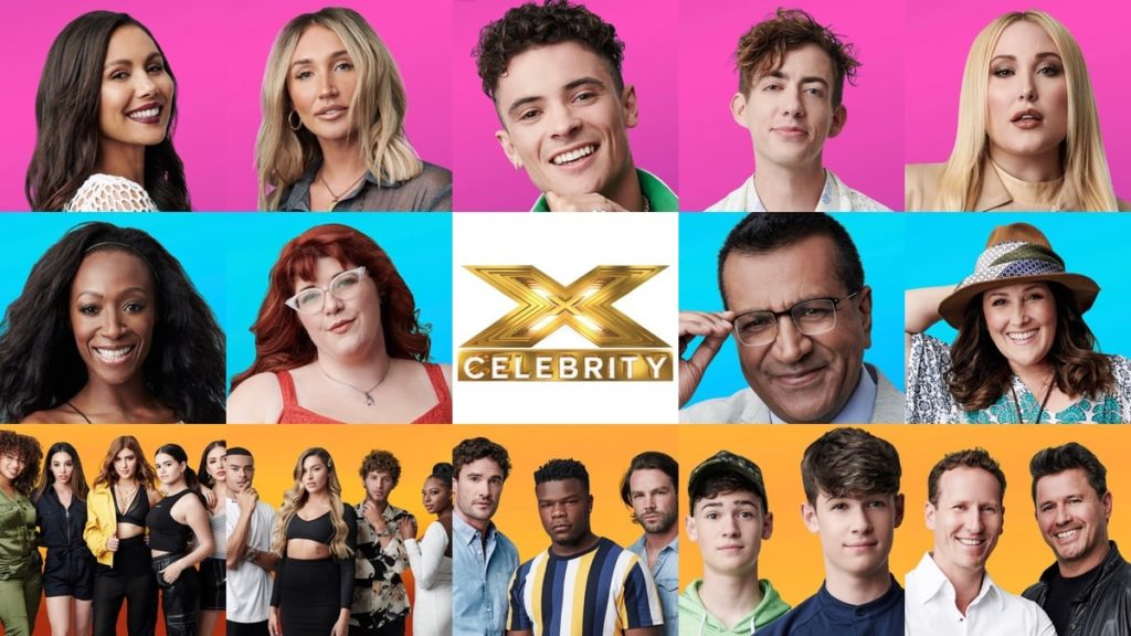 The X Factor UK Celebrity (2019) Complete Season 1