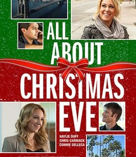 All About Christmas Eve (2012) DVD