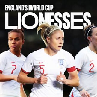 Englands World Cup Lionesses 2019 (DVD)