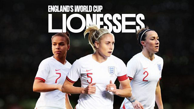 England's World Cup Lionesses (2019) DVD