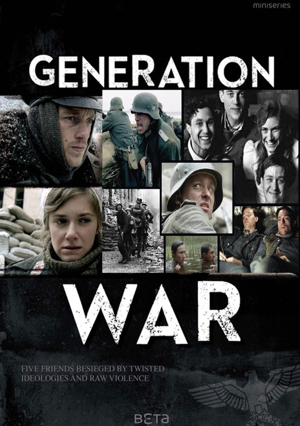 Generation War (2013) Complete Series with English Subtitles (DVD)