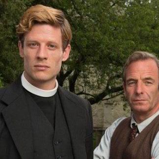 Grantchester Season 4 (DVD)