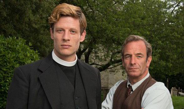 Grantchester Season 4 (2019) with All Episodes DVD