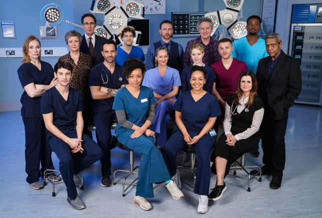 Holby City Season 21 (2019) with All 53 Episodes