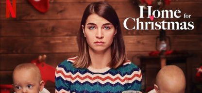 Home for Christmas (2019) DVD