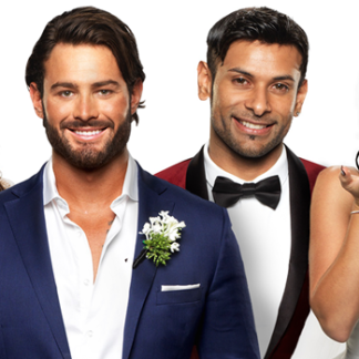 Married at First Sight Au 2019 (DVD)