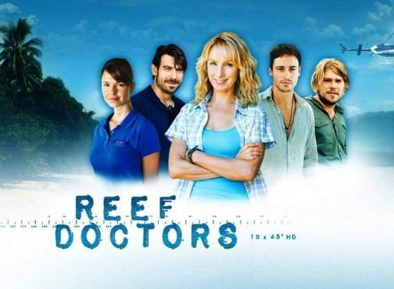 Reef Doctors Complete Series (2013) on DVD