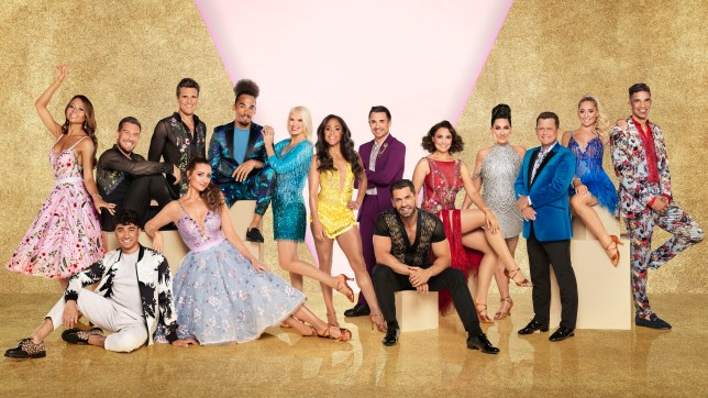 Strictly Come Dancing Season 17 (2019) with Christmas Special