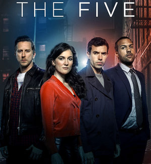 The Five (2016) DVD