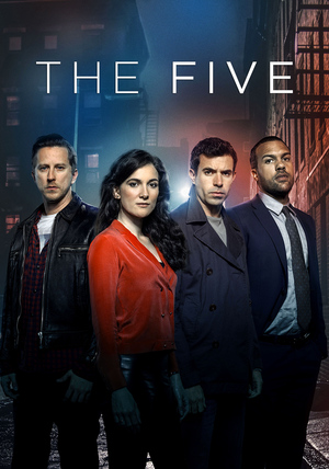 The Five (2016) starring Tom Cullen DVD