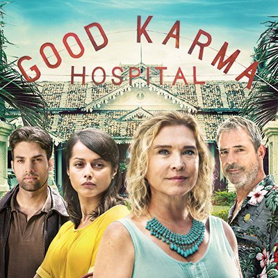The Good Karma Hospital Season 3 with All Episodes (DVD)