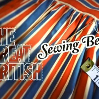 The Great British Sewing Bee Seasons 3, 4 (DVD)