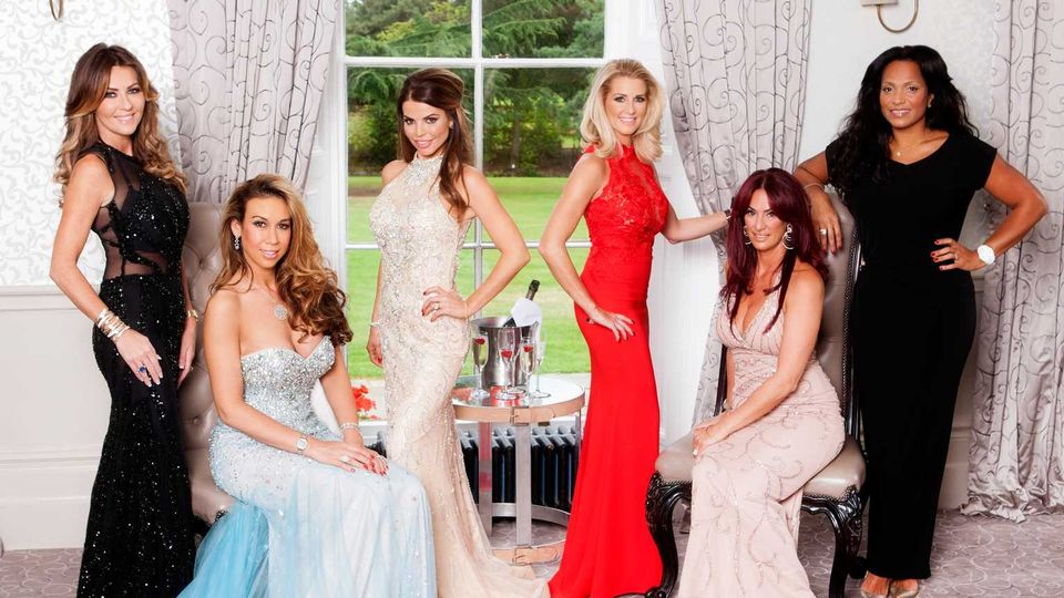 The Real Housewives of Cheshire Season 10 + Reunion (DVD)